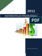 Matematicas-financieras - Maria Fragoso
