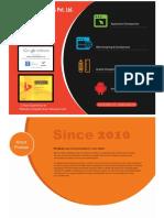 Problab Corporate Profile Brochure