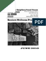 June 2010 Seniors Newsletter