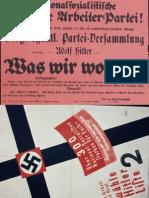 WWII Nazi Propaganda Posters