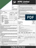 NTPC Special Recruitment Drive 2016 www.indgovtjobs.in.pdf