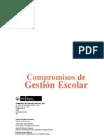 Manual Compromisos Gestion Escolar 2016