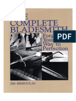 The Complete Bladesmith-Forging Your Way to Perfection-jim Hrisoulas