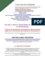 Castaneda Tecniche