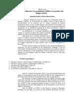 Bolilla 2 - Lprehistoria, Protohistoria, Pueblos