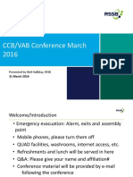 2016 03 Ccb Vehicle Acceptance Body Conference