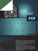 ID-NET Konferenz 2010 Flyer