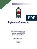 Clase 2.2 Streptococcus y Enterococcus