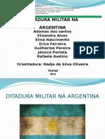 Ditadura Argentina