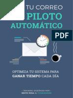 Pon Tu Correo en Piloto Automatico - ThinkWasabi