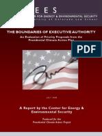 Executive CEES PCAP II Report Jul 17, 2008