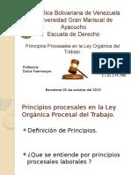 Derecho Laboral 5 Año