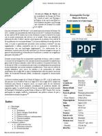 Suecia - Wikipedia, La Enciclopedia Libre