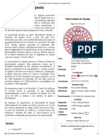 Universidad de Upsala - Wikipedia, La Enciclopedia Libre