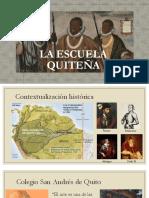 Unidad 3 La Escuela Quiteña Siglo XVII-XVIII - Juliana Bernal