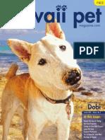 Hawaii Pet Magazine - Summer 2010
