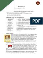 Activity Pokemon Go