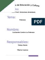 la pobreza delcy 2014.docx
