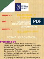 Aplicaciones de Funciones Exponenciales en Economía