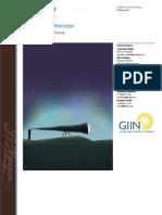 Eyes on the Horizon GIIN 2015 Report