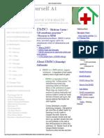 DMSO and Hypertension