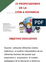Bases Para La Educacion a Distancia Cel