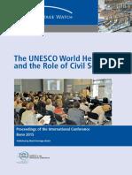 2015 Bonn Conference Proceedings