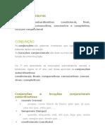 Resumo - Português 8º Ano