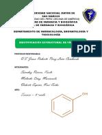 i1_identificación Estructural de Fármacos
