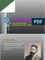 Introduksi Radiologi Untuk Dokter Umum