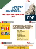 CDP 2016 ESN Inmunizaciones