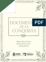 Documentos Del a Conquista