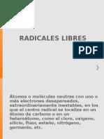 Clase Radicales