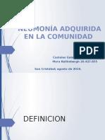 Neumonia Adquirida en la Comunidad.pptx