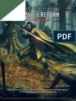 Martial Archetype - Classic's Return v1.0.2 DMG-EN