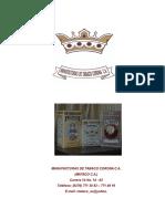 Sistema de Costos Standar Tabacos Corona