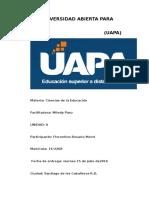 ciencia educacion tarea II.docx