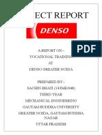 Denso Report File