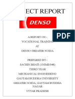 Denso Report File