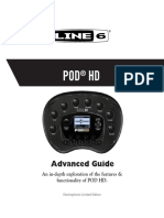 POD HD Advanced Guide v2.10 - English ( Rev a )