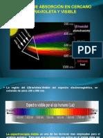 Capitulo v. Métodos de Absorción en Cercano Ultravioleta y Visible