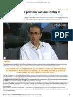 La OMS Avaló La Primera Vacuna Contra El Dengue - Infobae