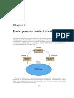 Basic Process Control Strategies