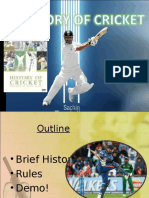 HISTORY OF CRICKET.ppt