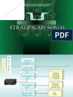 Bab 2 Stratifikasi Sosial