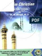 Muslim Christian Dialogue