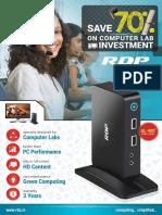 RDP Zero Client -AL-400 for Education