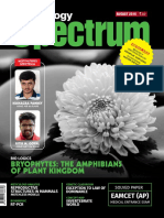 Spectrum Biology - August 2016