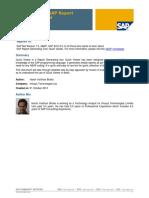 SAP Tool