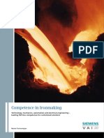 Competence in Ironmaking En